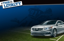 The All-New 2015 Sonata Sweepstakes - www.thisisloyalty.com