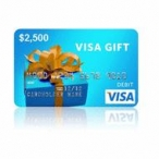$2500 VISA� Gift Card Presented by the USO - www.mycokerewards.com
