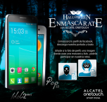¡Gana un IDOL 2 MINI S o un POP S3 con #EnMasc�rate de ALCATEL ONETOUCH! - www.alcatelonetouch.com/pe/