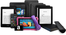 Win a Kindle Paperwhite Fire HD 7 tablet and a $500 Amazon.com Gift Card - Amazon