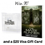 A Heart Full of Love - The Maze Runner Giveaway - aheartfulloflove.com