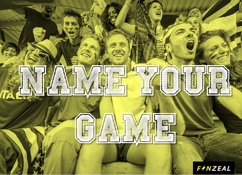 Name Your Game - Win 2 Tickets To The Local Pro Sports Game of Your Choosing! - Fanzeal