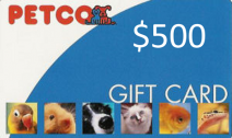 $500 Petco Giveaway - Love Your Pets Even More! - LovePets.com