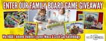 Enter Our Giveaway: Win Family Board Games for Father's Day! - The News Wheel