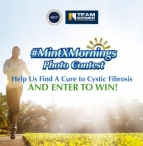 Enter to win 2 round-trip tickets to anywhere in the Continental United States ARV $700 1 winner - MInt-X