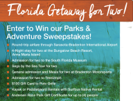 Florida Getaway For Two - Bradenton Area CVB