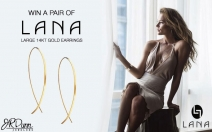 Lana 14k Gold Earrings Giveaway - J. R. Dunn Jewelers
