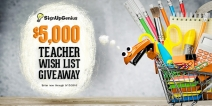 SignUpGenius $5000 Teacher Wish List Giveaway - SignUpGenius