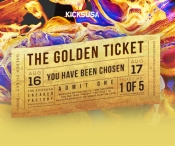 Win Free Sneakers For a Year  Golden Ticket Giveaway - KicksUSA