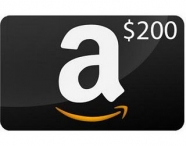 $200 Amazon Gift Card Giveaway - Littlecloud Ventures