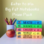 5 Minutes for Mom - Big Fat Notebook Giveaway - 5 Minutes for Mom