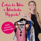 Win a Wardrobe Upgrade - A $200 Value! - AllisonAvery
