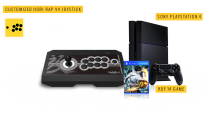 Win a Sony PlayStation 4 console with game - FocusAttack