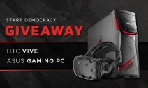 Win ASUS Gaming PC HTC Vive VR headset - ONOG
