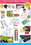 Love Mrs. Mommy - Here Comes Baby Giveaway - Love, Mrs. Mommy