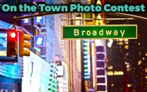 On the Town Photo Contest - Caption Magic