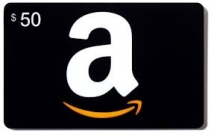$50 Amazon Gift Card - Jason Horton