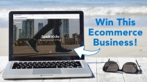 Ecommerce Dropshipping Business Giveaway - GoSpaces