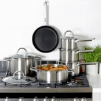 6-Piece Professional Steel Cookware Set Giveaway - Kokopelli Educational Products