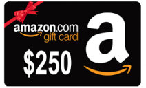 Win a $250 Amazon Gift Card - Littlecloud