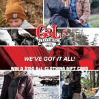 Win a $150 Gift Card from G&L Clothing - G&L Clothing