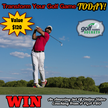 WIN An Amazing Online Video Set That Can Transform Your Golf Game TODAY! - Get Fit Easy