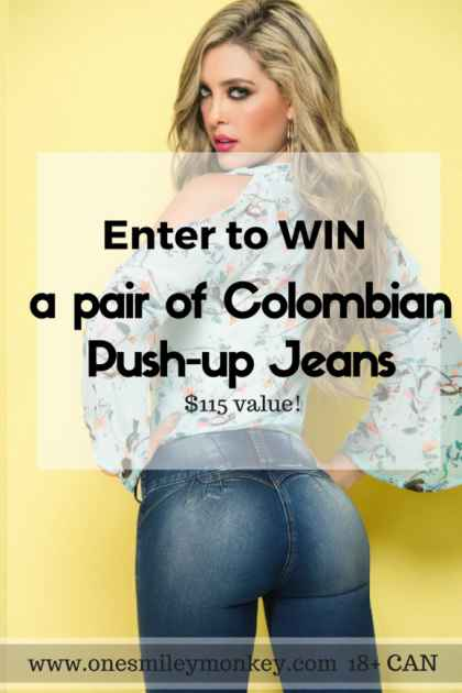 Win a pair of jeans from Prominence Jeans - One Smiley Monkey