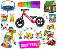 WIN the ULTIMATE Toddler Prize Pack - Valued at $450+ - Bilby and Bear